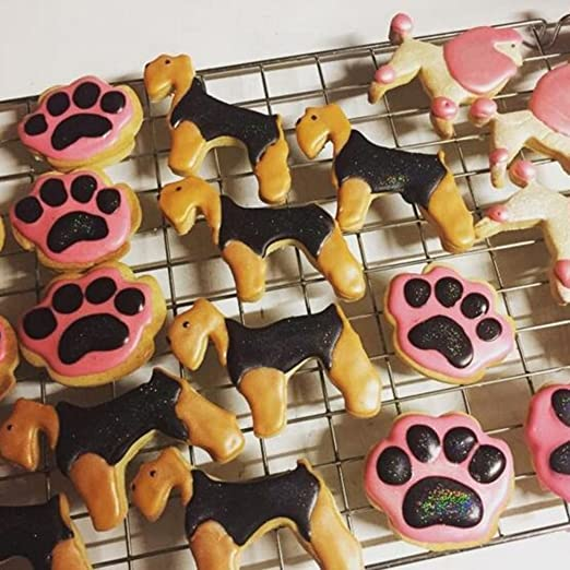Dog Bone Shape Pastry Fondant Cake Molds Baking Tool Cookie Mold Biscuit Cutter