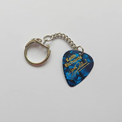 Keith Richards Cartas Marca púa púa para guitarra The Rolling ...