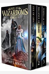Fate of Wizardoms Boxed Set: An Epic Fantasy Series, Books 1-3 (Wizardoms Omnibus Book 1) Kindle Edition