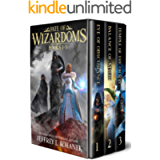Fate of Wizardoms Boxed Set: An Epic Fantasy Series, Books 1-3 (The Wizardoms Epic Book 1)