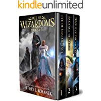 Fate of Wizardoms Boxed Set: An Epic Fantasy Series (Wizardoms Omnibus Book 1)