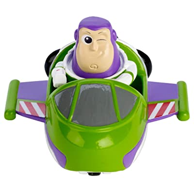 Disney/Pixar Toy Story Mini Buzz & Spaceship: Toys & Games