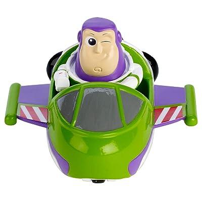 Disney/Pixar Toy Story Mini Buzz & Spaceship: Toys & Games