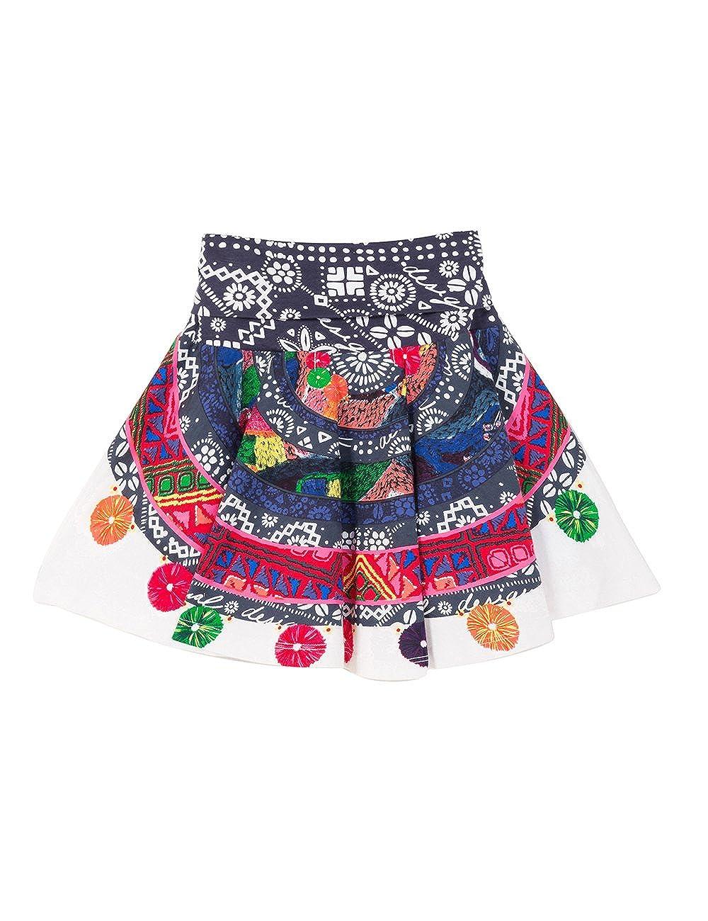 Desigual Toddler Girls Fal/_argencola Skirt