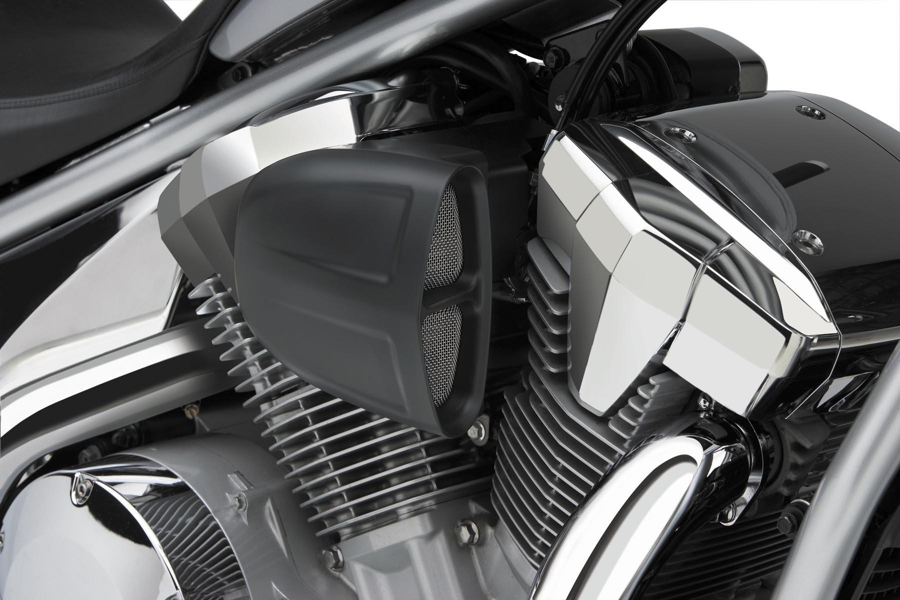 Cobra PowrFlo Air Cleaner System Black 06-0467B