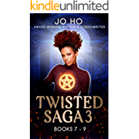 Twisted Saga Collection 3: Twisted Books 7 - 9