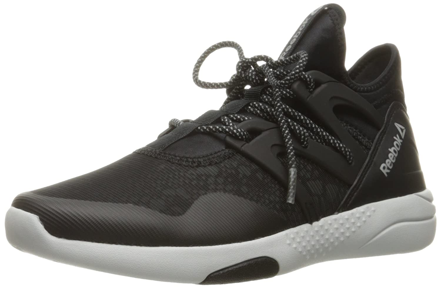 Reebok Women's Hayasu Training Shoe B019P5RD3W 11 B(M) US|Black/Skull Grey/Silver Reflective