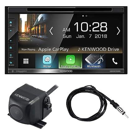 Amazon com: Kenwood DDX6703S 6 2