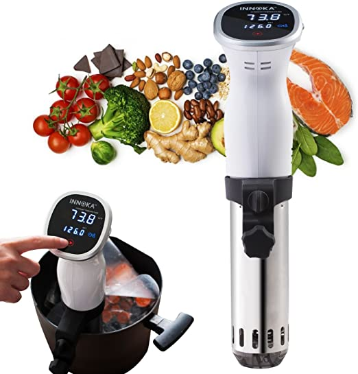 2000W Slow Sous Vide Precision Slow Cooker LED Thermal Immersion