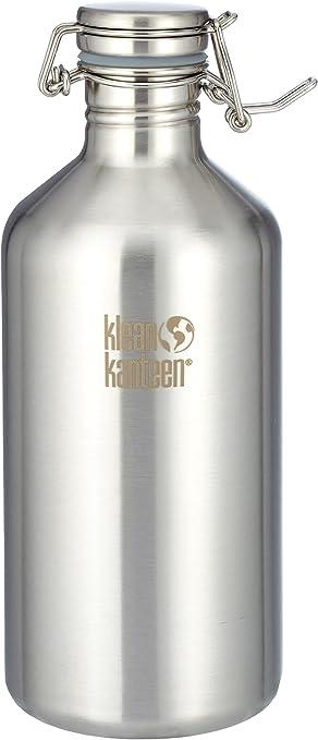Klean Kanteen Classique Large Bouche En Acier Inoxydable Bouteille D/'Eau 1900 ml