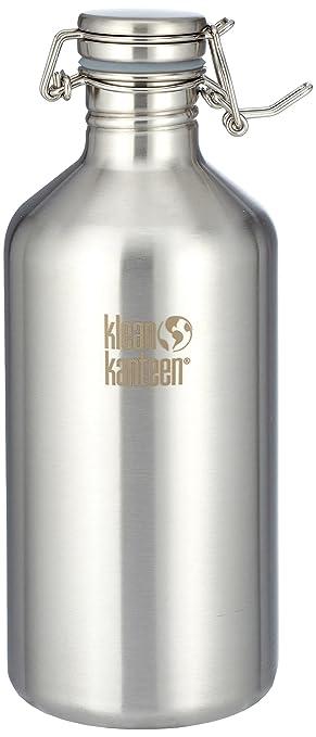 Klean Kanteen Acero Inoxidable Botella con Swing Lok Cap ...