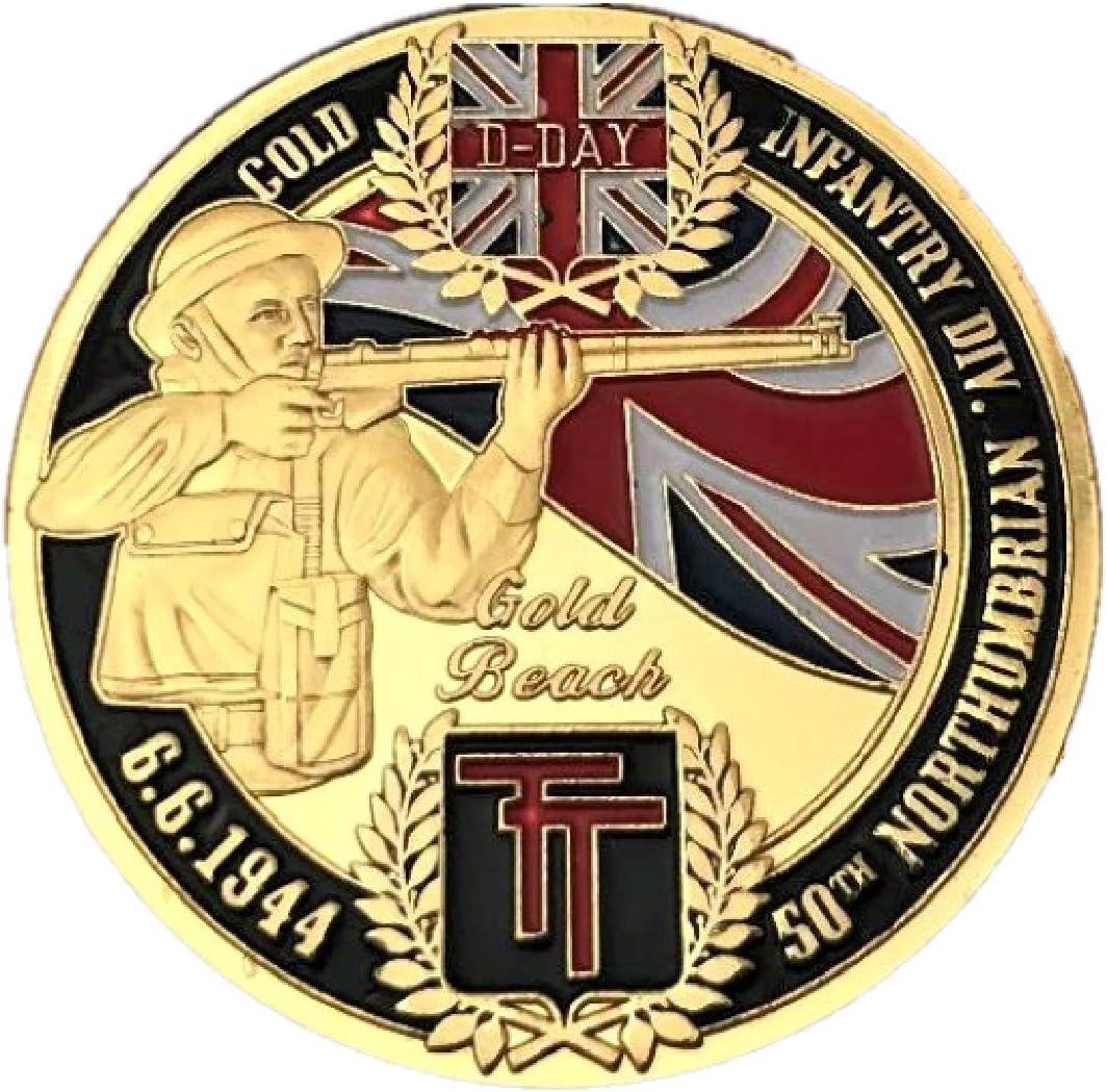 Rare Ww1 Aniversario Conmemorativa Moneda Conmemorativa Guerra ...