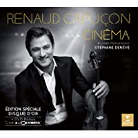 Cinema (Édition Speciale Disque d'Or) CD + DVD