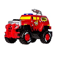 Basic Fun Tonka Mega Machines Storm Chasers L&S Wild Fire Rescue