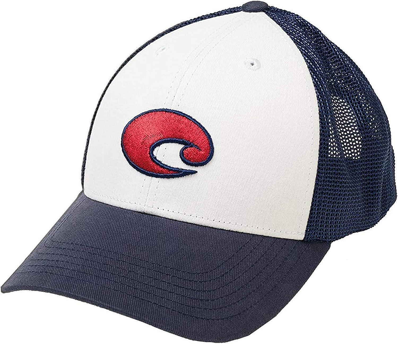 Costa Del Mar Chesapeake Stretch Trucker Hat