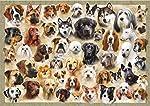 Quebra Cabeça 1500 Peças Cães e Raças Grow