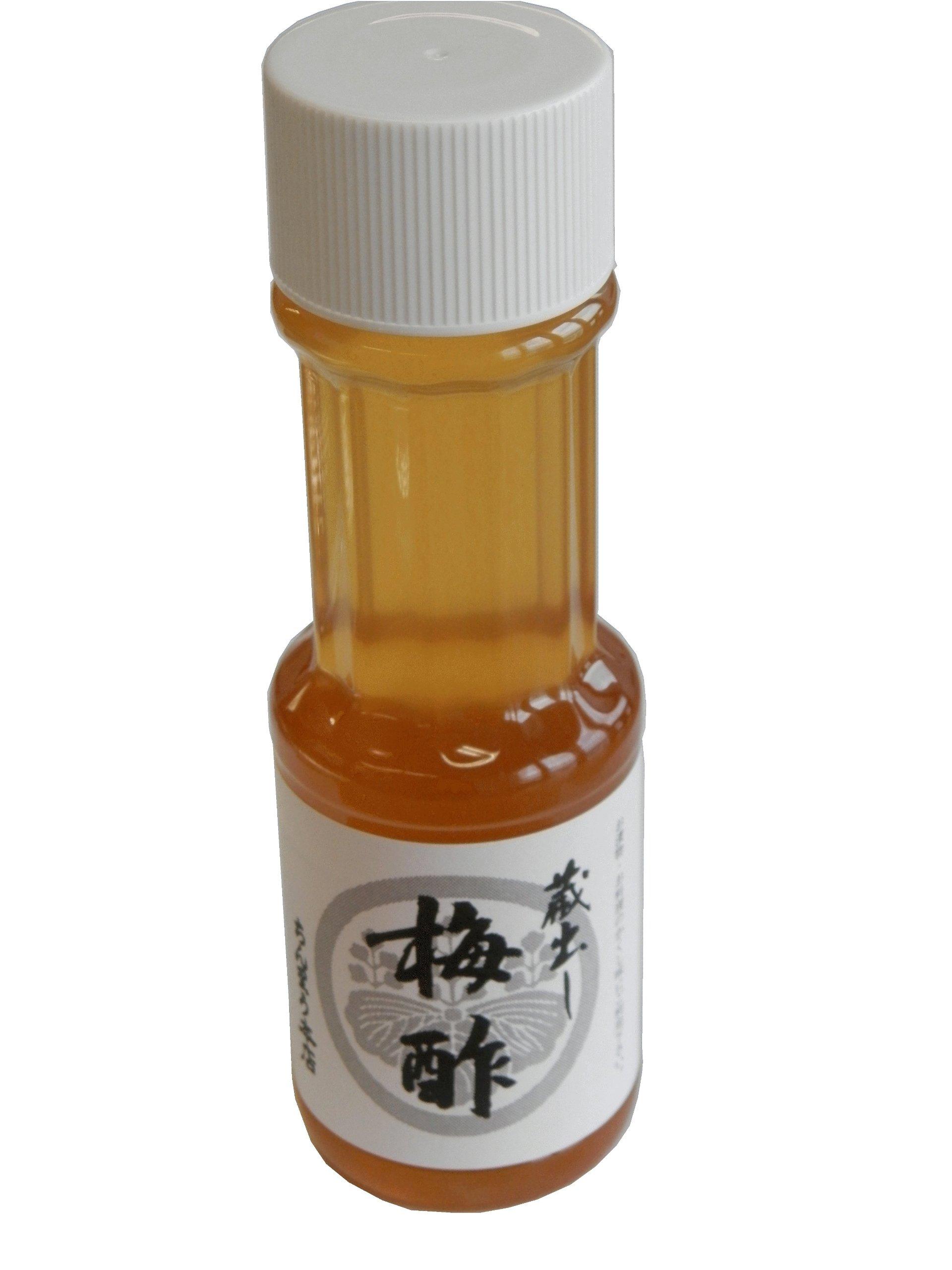 All Natural White Umeboshi Vinegar, 10oz