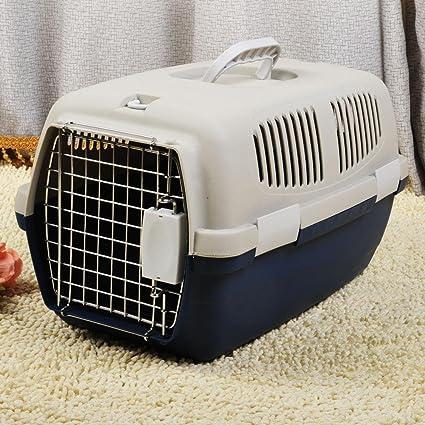 xueyan& Gatos Perros Cajas de aire Jaulas de aire Cajas de aire de mascotas Cajas de