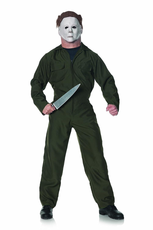 Disfraz de Michael Myers Halloween II: Amazon.es: Juguetes y ...