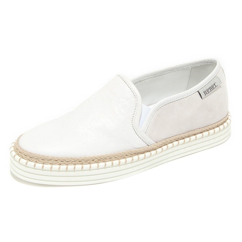 Sneakers Shoes On Without 37 Box Rebel 6274L Women Scarpe Hogan Spillers Slip 5wqZ7zS