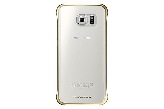 amazon com samsung protective cover for galaxy s 6 edge retail