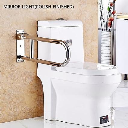Merveilleux Bathroom Grab Bar Flip Up Toilet Safety Frame Rail Shower Handicap Bars  Medicial Bathroom Aids Armrest