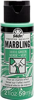 product image for FolkArt Marbling Paint, 2 oz, Green