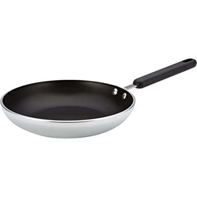 Farberware Commercial Nonstick Frying Pan / Fry Pan / Skillet - 10 Inch, Silver