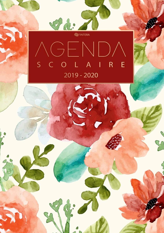Agenda Scolaire 2019 / 2020 - Agenda Semainier, Agenda ...