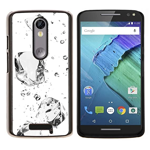 Planetar (Cool Winter White Ice Crystal)  MOTOROLA Droid Turbo 2 / Moto X Force