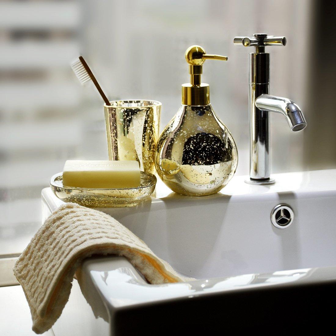 Bathroom accessory set bathroom soap dispenser set - Bathroom accessories soap dispenser ...