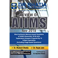 Review of AIIMS November 2018