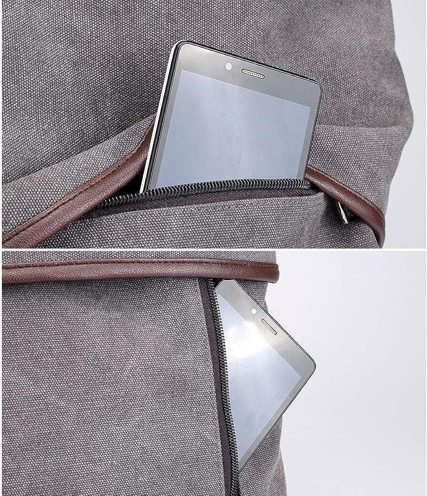 CHENGYI Borsa a Tracolla Messenger Borsa a Tracolla Ladies Fashion Handbag Travel Casual Crossbody Bags Satchel Black