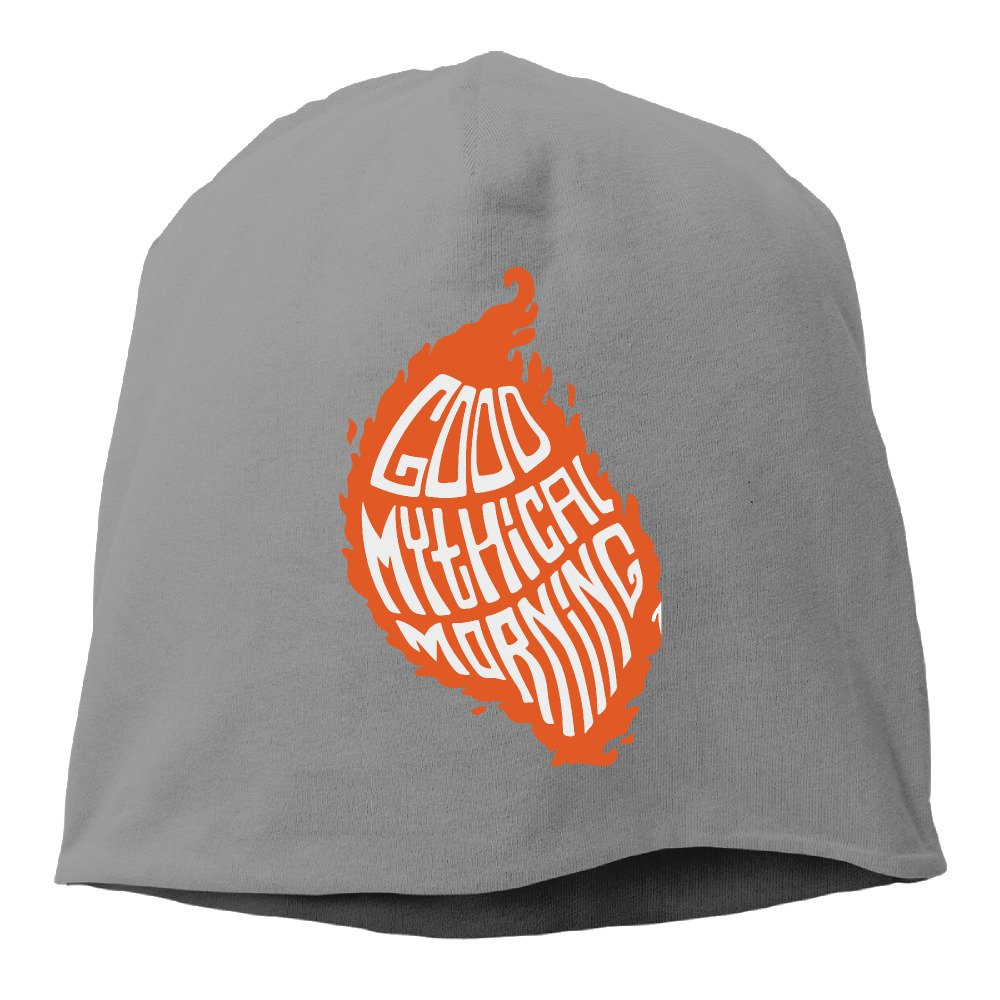 Solid Beanie Hat Good Mythical Morning Skull Cap In 6 Colors
