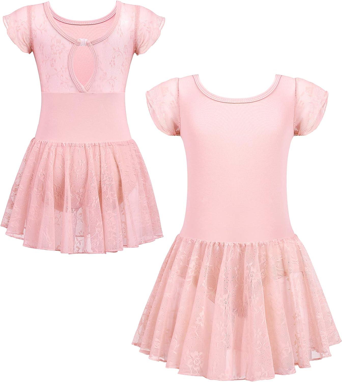 Zaclotre Girls Dance Skirt Ballet