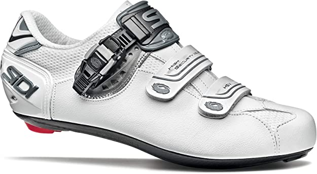 Sidi Genius 7 Cycling Shoe Shadow White Size 43