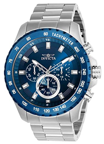 Amazon.com  Invicta Men s Speedway Quartz Watch with Stainless-Steel ... f98e70d6e8