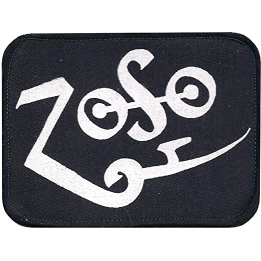 Amazon Led Zeppelin Mens Jimmy Page Symbol Screen Printed