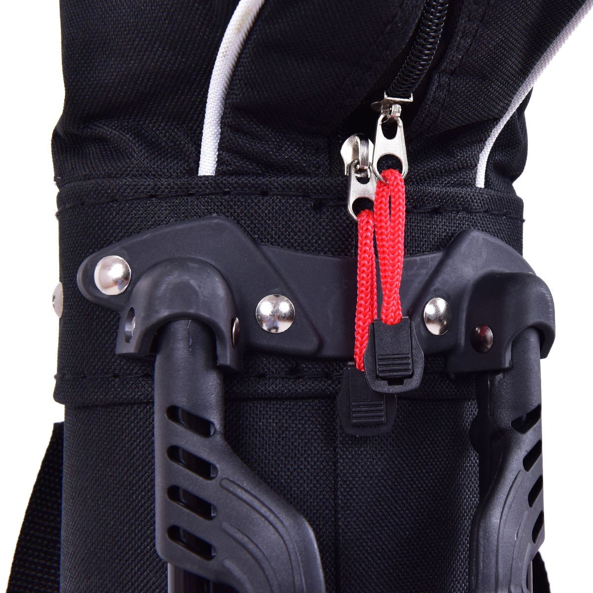 5'' Sunday Golf Bag Stand 7 Clubs Carry Pockets - By Choice Products by By Choice Products (Image #7)