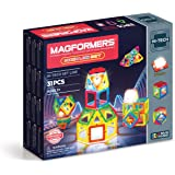 Magformers Neon LED Magnetic Construction Set