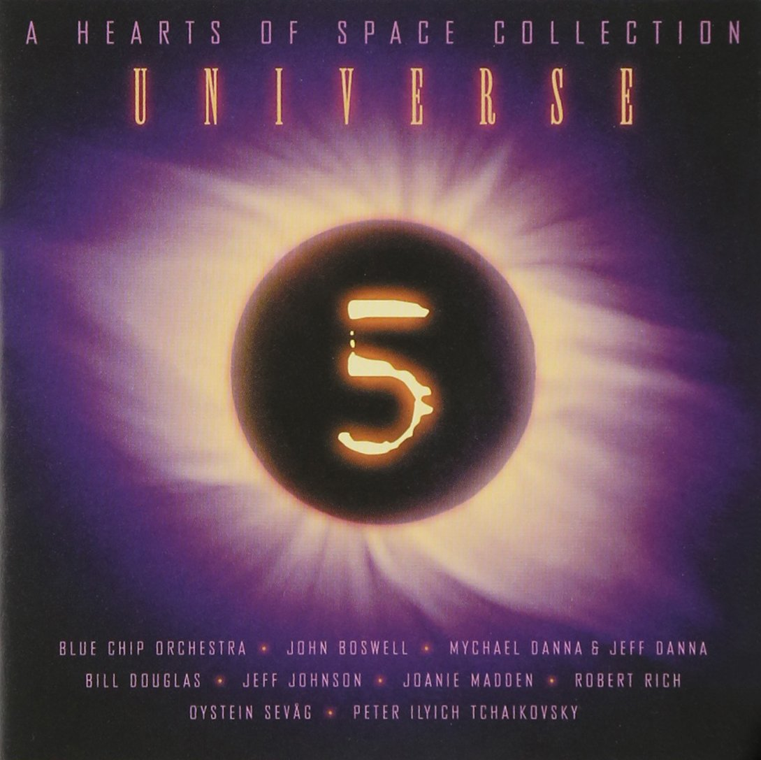 Universe 5: A Hearts Of Space Collection by Valley