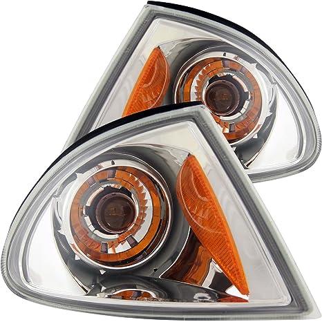 Amazon Com Anzo Usa 521027 Bmw Euro Lighting Style Corner Light