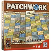 999 Games - Patchwork Bordspel - vanaf 8 jaar - Een van de beste spellen van 2015 - Uwe Rosenberg - Tile placement…