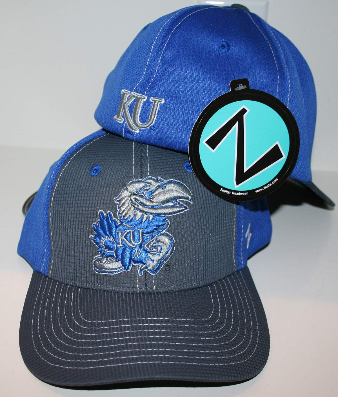 ZHATS University of Kansas KU Jayhawks - Gorra de béisbol para ...
