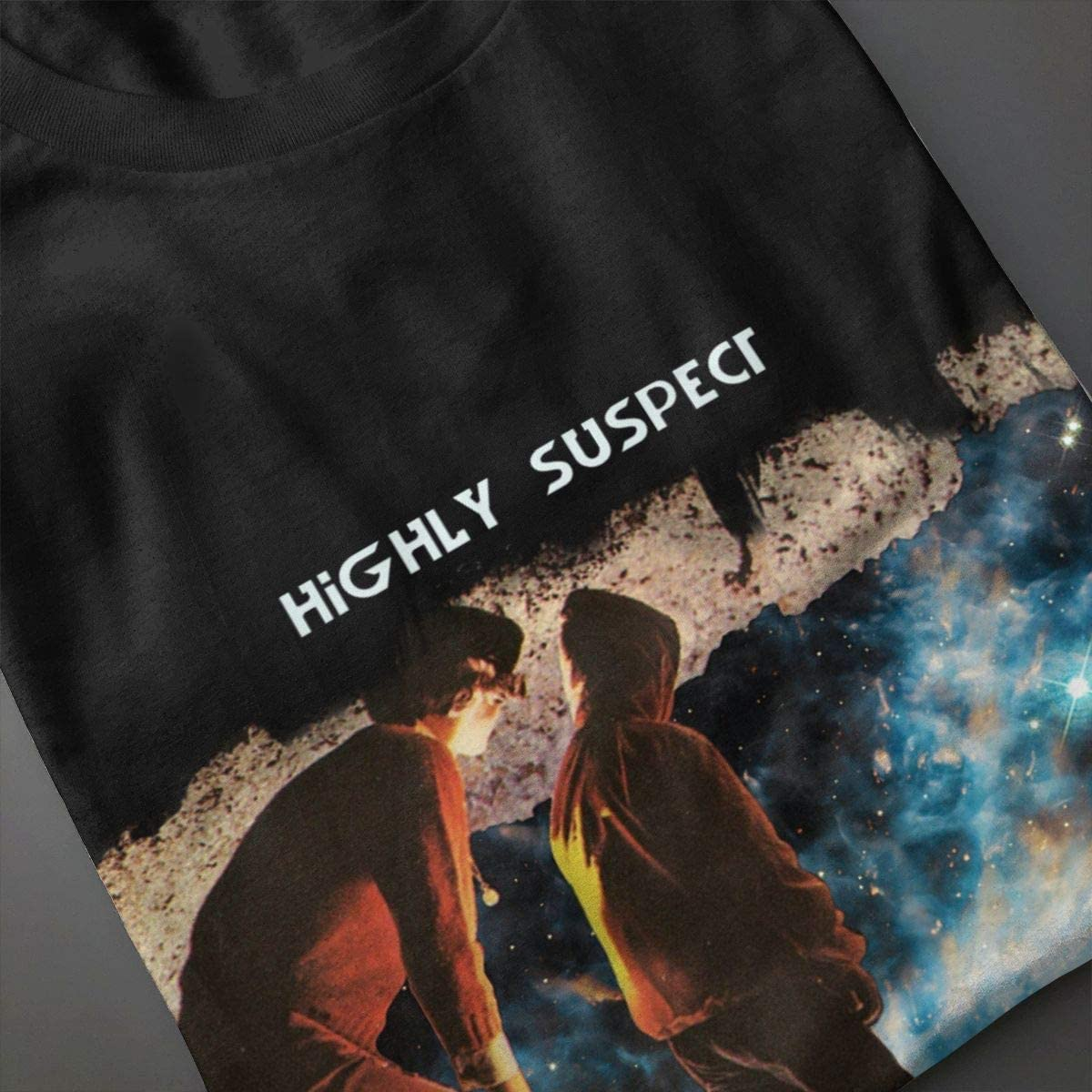 Highly Suspect The Boy Who Died Wolf T Shirts Womens 3//4 Long Sleeve Raglan Sleeve Tops T Shirts