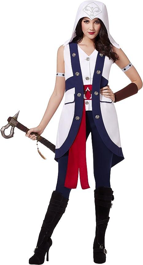 Amazon Com Spirit Halloween Adult Sleeveless Connor Costume