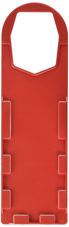 Red SCAFFTAG HOLDERS RED 10//BOX Brady  SCAF-STH 146BLA-FG 10 Tags BLANK