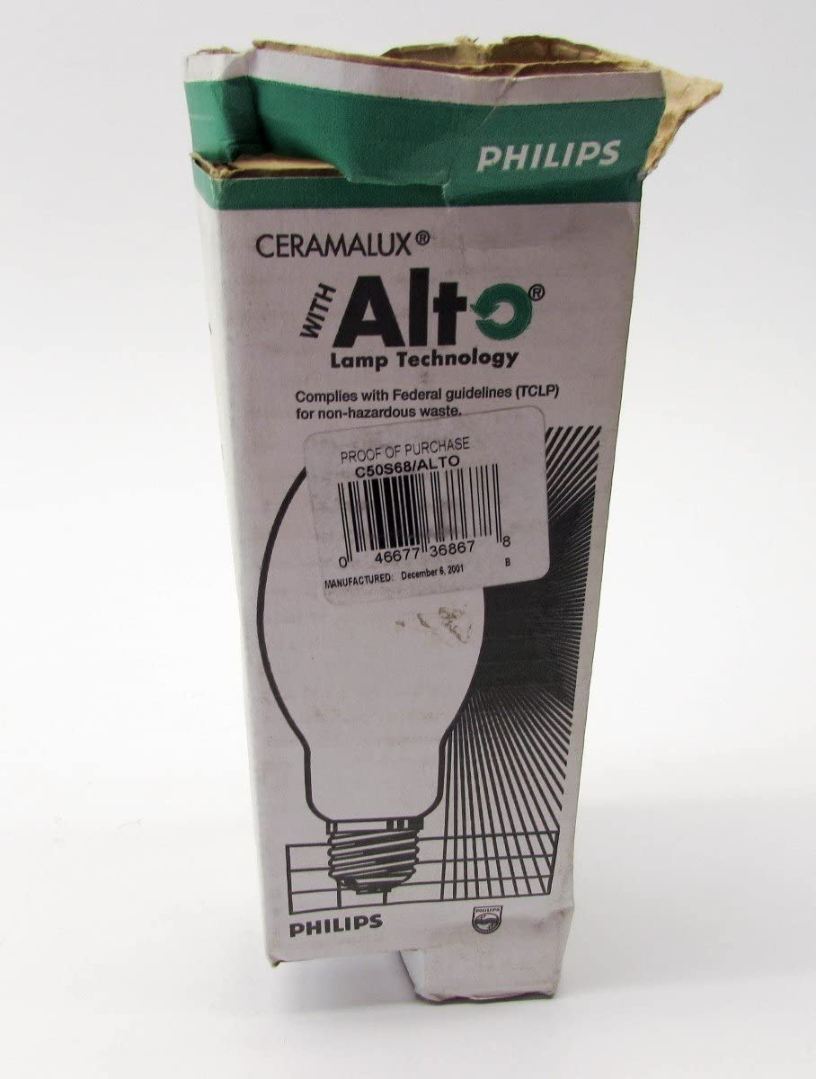Lamps, Hid Philips 36867-0 50W High Intensity Discharge