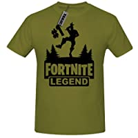 TEEZ Fortnite Legend #1 t Shirt, Children's Gaming t Shirt, Men's Gaming t Shirt. Sizes. 5yrs - 2xlarge