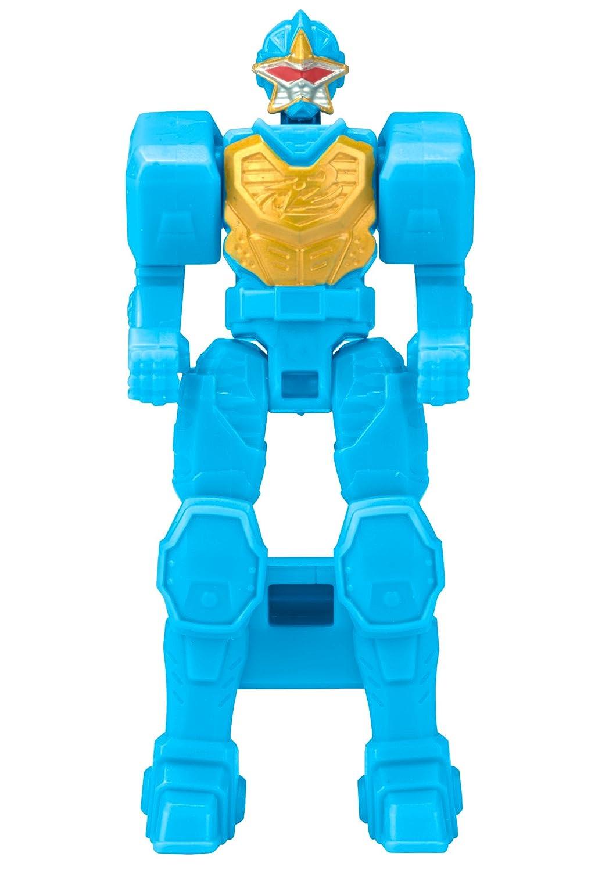 Amazon.com: Power Rangers Super Ninja Steel Megazord Figure ...